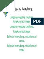 Lenggang Kangkung