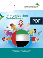 Immunization Guideline