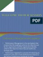 Performance Managemant & Appraisal