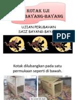 Kotak Uji Saiz Bayang-bayang - Snt5