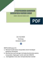 Pedoman Penyusunan Dokumen New