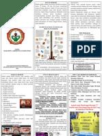 Leaflet Bahaya Rokok Bagi Kesehatan