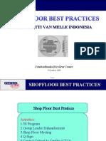 Shopfloor Best Practices