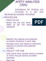 9job Safety Analysis