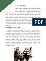 Definisi Antena Log Periodik