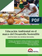 Educación ambiental en el marco del Desarrollo Sostenible - construyendo una sociedad educadora