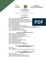 Закон Об Общественных Объединениях РМ