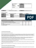 Plan de Trabajo Información Financiera