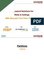 IBM Bangalore Presentation (1)