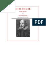A Midsummer Shakespeare