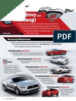Mustang 2015 Dealers training manual