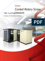 R-Series 37-160 KW Rotary Screw Air Compressors Brochure