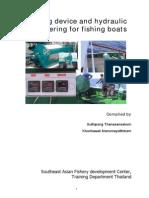 Fishery Equipment and Hydraulic Engineer