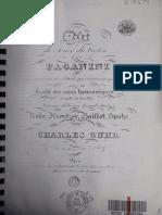 GUHR Paganini Extracts