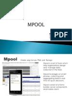 Mpool Presentation