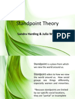 Standpoint Theory