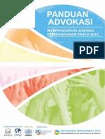 Panduan Advokasi - Mempengaruhi Agenda Pembangunan Pasca 2015