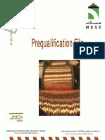 Qualification Manual