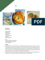 Bread Recipes (Buns)