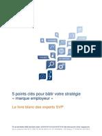 Le Livre Blanc Des Experts SVP
