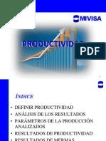 PresentaciónProductividad,MermasyProductoNOConforme
