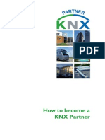 How to Become a KNX Partner En