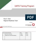 UMTS Training Program v2