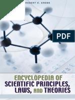 Encyclopedia Scientific Principles Volume 1