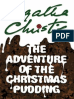 Adventure of the Christmas Pudding - Agatha Christie