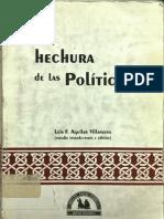 La Hechura de Las Politicas Aguilar