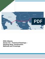Trans Adriatic Pipeline ESIA