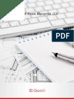 CEHv8-Exam-Blueprint-v1.1-17012012-1