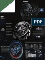 EDIFICE Catalog 2014