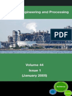 Chemical Engineering & Processing