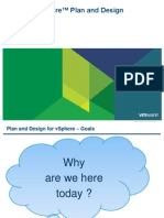 A1 VSphere Plan and Design Project Kickoff