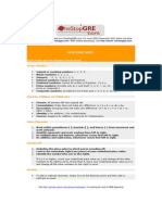 MATH CHEAT SHEET Basic Math and Pre-Algebra Cheat - GRE - PDF Drive