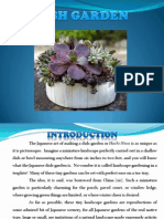 Dish Garden Presentation
