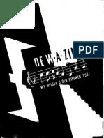 De W.A. zingt
