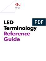 Led Terminology Reference Guide THORN