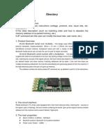 HC 06 Manual