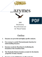 Enzymes Basic Concepts and Kinetics 79