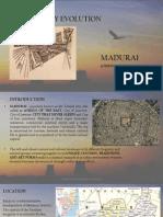 Studyofcityevolution Madurai