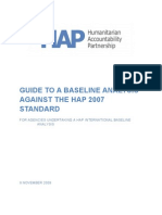 Guidelines for Agencies-HAP Baseline Analysis-9!11!2009 Final