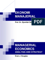Managerial Economics Douglas-All In