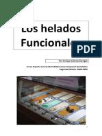 Helados Funcionales Por Enrique Coloma
