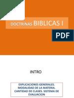Doctrinas Biblicas i (3)