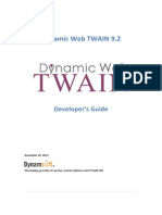 Dynamic Web TWAIN 9 Developer's Guide