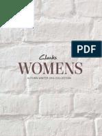 Clarks Lookbook Aw14 Women