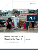 Aranca MENA Tourism and Hospitality Report July 2014
