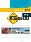 Catalogo Geko 2011